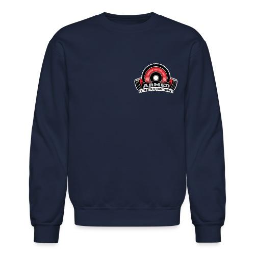 Armed Strength Conditioning cv 1 png - Unisex Crewneck Sweatshirt