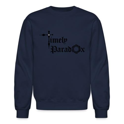 Timely Paradox - Crewneck Sweatshirt