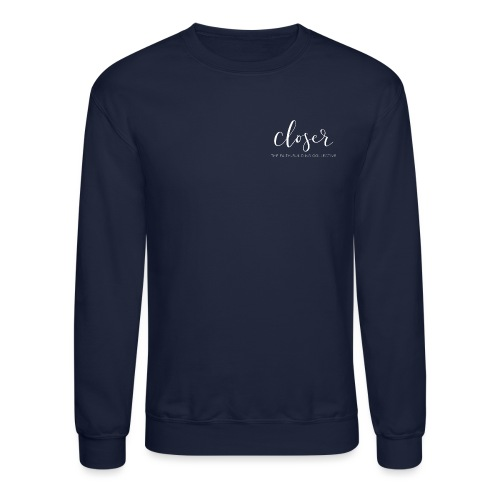 Closer Collective Community - Unisex Crewneck Sweatshirt