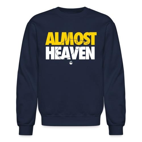 ah_2_new - Unisex Crewneck Sweatshirt