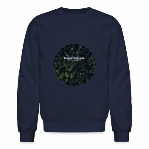 "InovativObsesion ""TREE TOP"" apparel - Crewneck Sweatshirt"