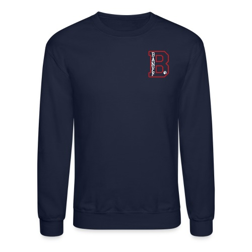 B Banff Paw - Crewneck Sweatshirt