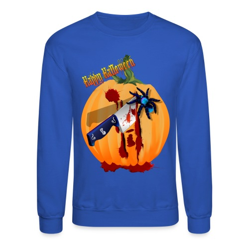 The Bleeding Pumpkin - Crewneck Sweatshirt
