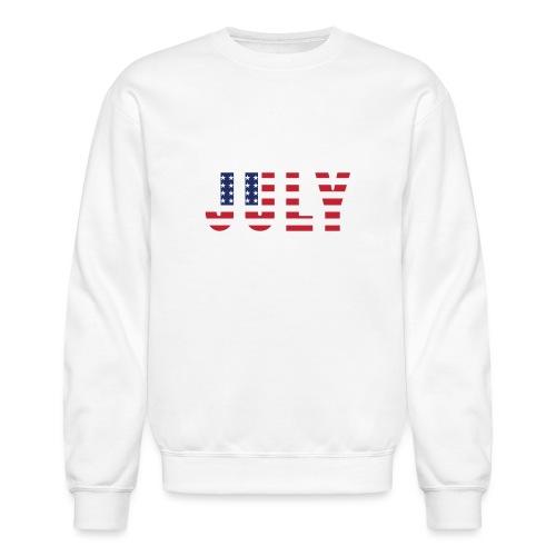July 4th - Crewneck Sweatshirt