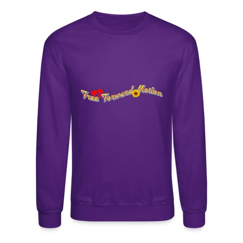 Free Forward Motion - Crewneck Sweatshirt