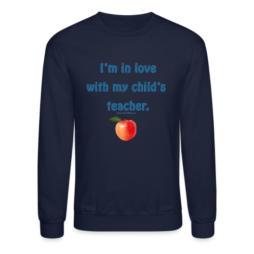 Homeschool Teacher - Dad - Crewneck Sweatshirt
