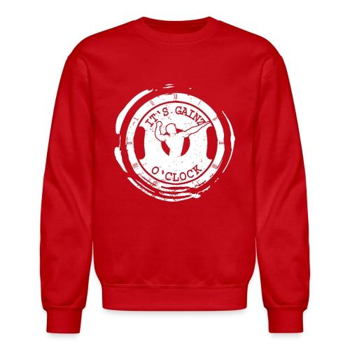 It's Gainz O'Clock - Crewneck Sweatshirt
