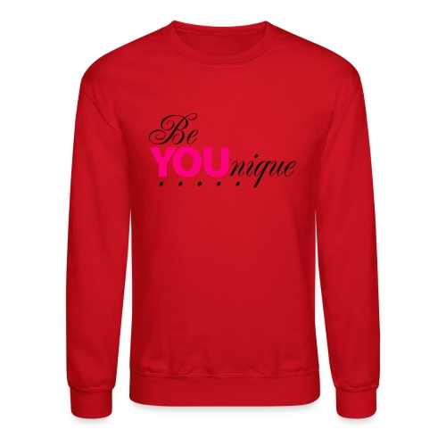 Be Unique Be You Just Be You - Crewneck Sweatshirt