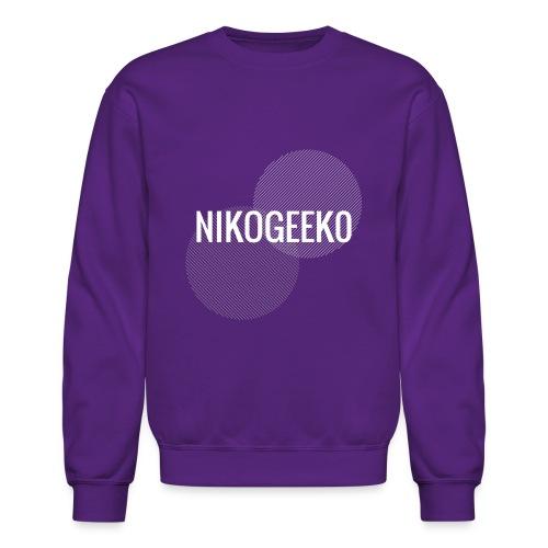 Nikogeek0 - Crewneck Sweatshirt