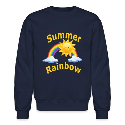 Summer Rainbow - Crewneck Sweatshirt