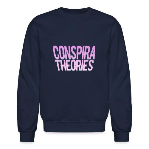 Women's - ConspiraTheories Official T-Shirt - Crewneck Sweatshirt