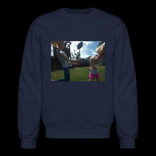 Babies sunny day - Crewneck Sweatshirt