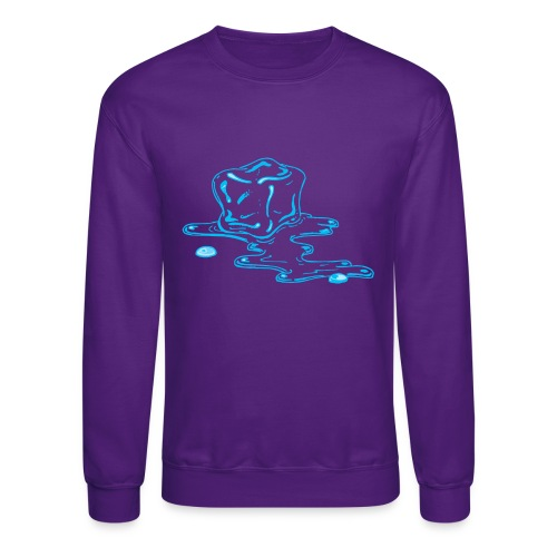 Ice melts - Crewneck Sweatshirt