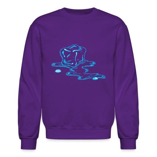 Ice melts - Crewneck Sweatshirt