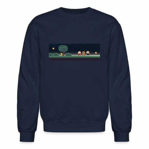 Twitter Header 01 - Crewneck Sweatshirt