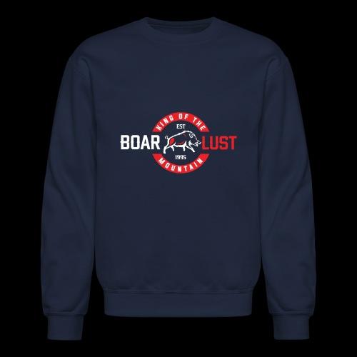 Boar Lustlogo - Unisex Crewneck Sweatshirt