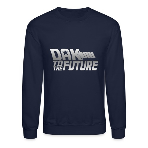 Dak To The Future - Unisex Crewneck Sweatshirt
