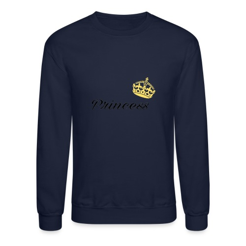 Princess - Crewneck Sweatshirt