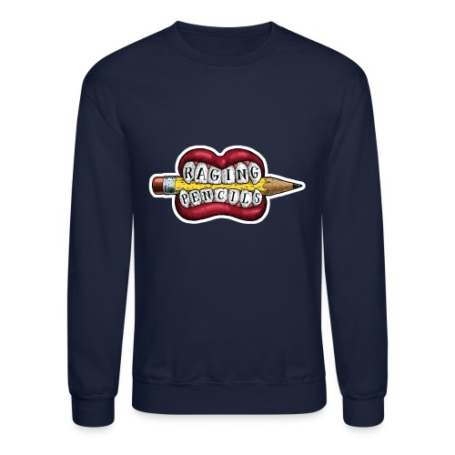Raging Pencils Bargain Basement logo t-shirt - Crewneck Sweatshirt
