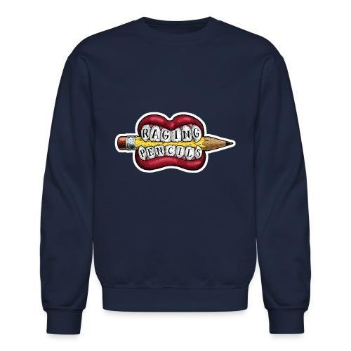 Raging Pencils Bargain Basement logo t-shirt - Unisex Crewneck Sweatshirt