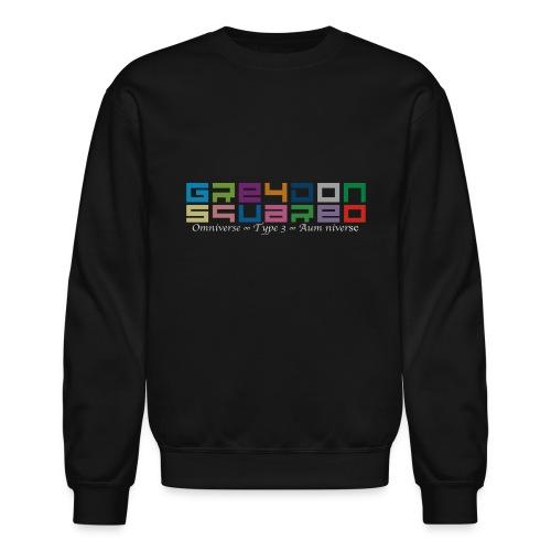 Greydon Square Colorful Tshirt Type 3 - Unisex Crewneck Sweatshirt