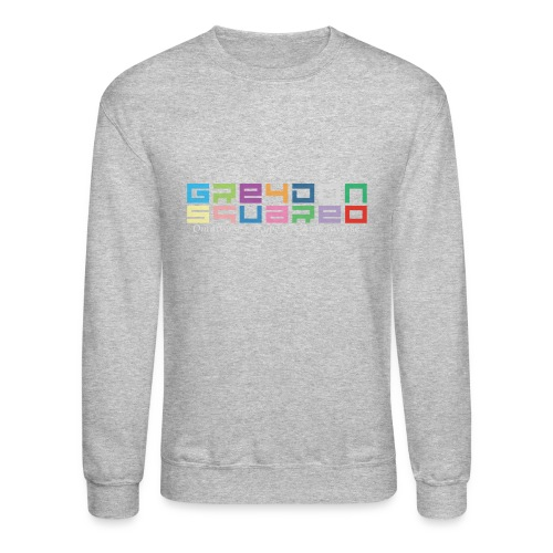 Greydon Square Colorful Tshirt Type 3 - Unisex Crewneck Sweatshirt