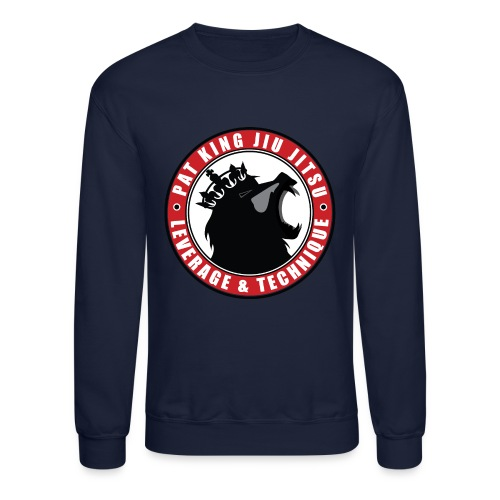 PK Merch grey22 - Crewneck Sweatshirt