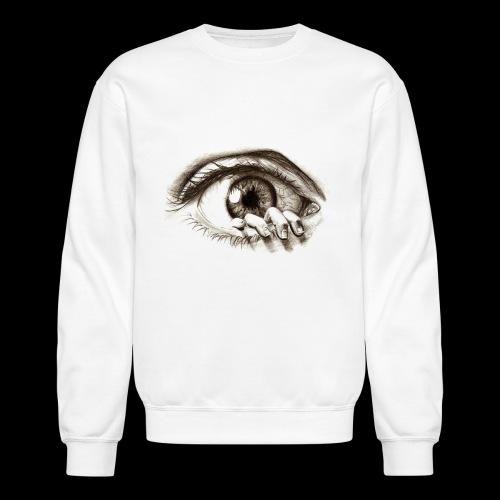 eye breaker - Crewneck Sweatshirt