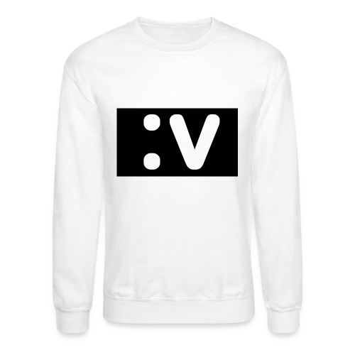 LBV side face Merch - Crewneck Sweatshirt