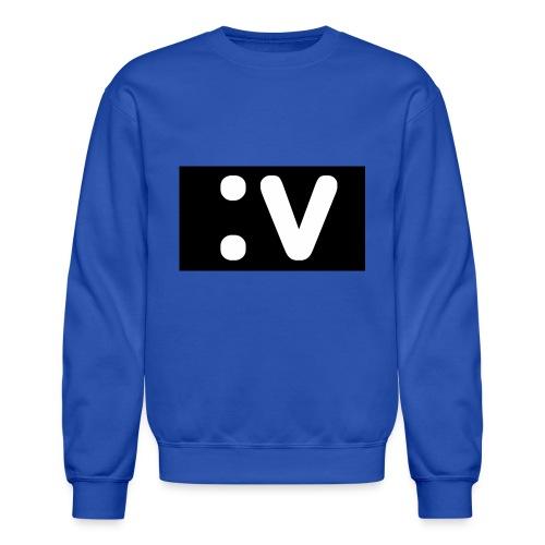 LBV side face Merch - Crewneck Sweatshirt