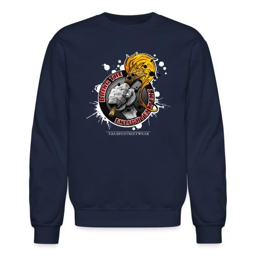 bring the enlightment - Crewneck Sweatshirt