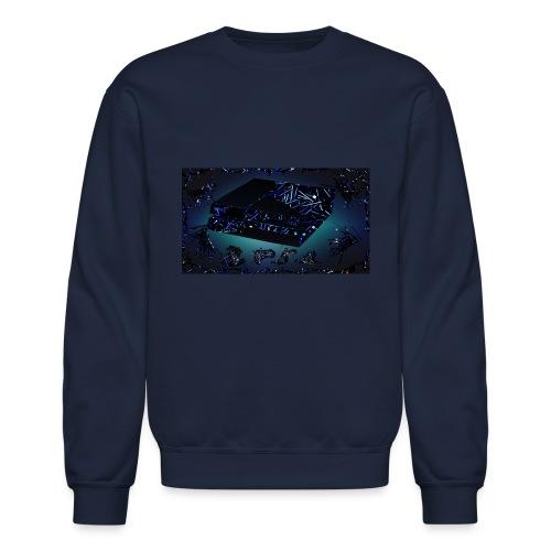 ps4 back grownd - Crewneck Sweatshirt