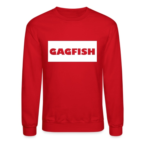 GAGFISH WIGHT LOGO - Crewneck Sweatshirt