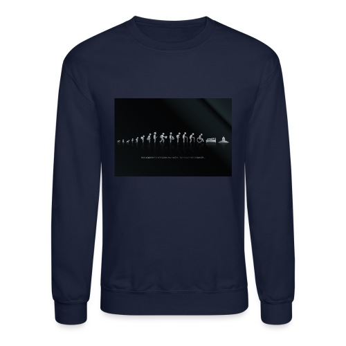 DIFFERENT STAGES OF HUMAN - Crewneck Sweatshirt