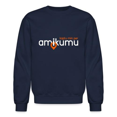 Kaptu min per Amikumu Blanka - Crewneck Sweatshirt