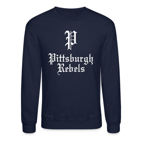 Pittsburgh Rebels - Unisex Crewneck Sweatshirt