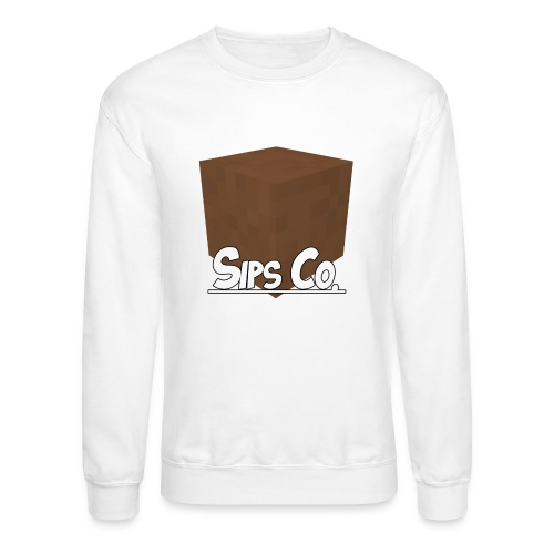 Sipsco Dirt - Unisex Crewneck Sweatshirt