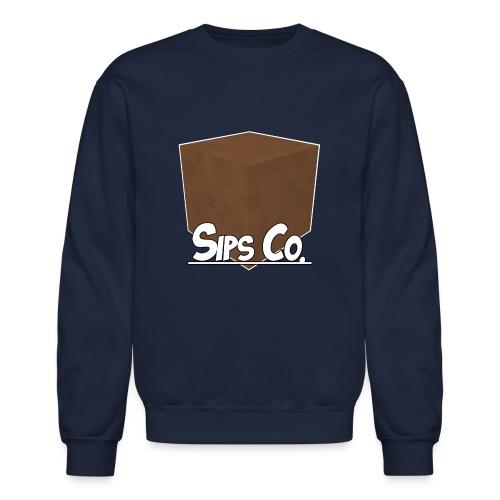 Sipsco Dirt - Crewneck Sweatshirt