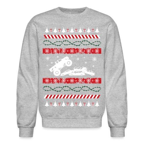 Ugly Christmas Monster - Crewneck Sweatshirt