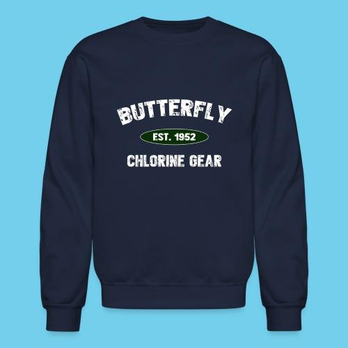 Butterfly est 1952-M - Unisex Crewneck Sweatshirt
