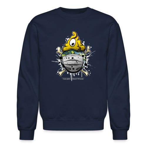 one covid nation - Crewneck Sweatshirt
