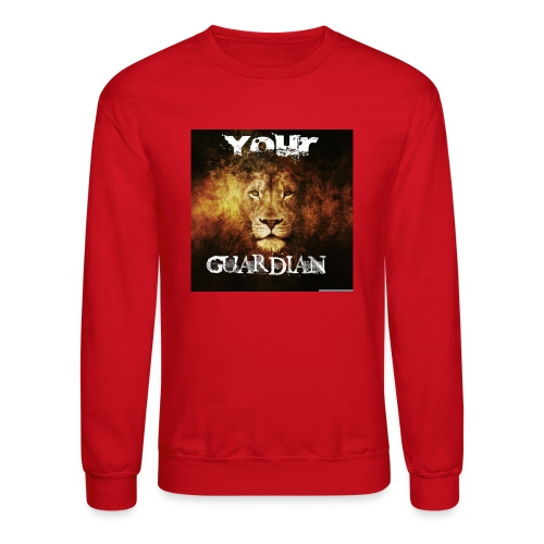 your the next lion guardian!! - Crewneck Sweatshirt