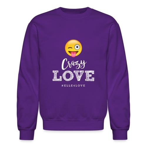 Crazy Love - Crewneck Sweatshirt