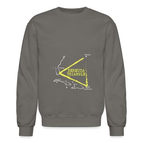 bermuda triangle - Crewneck Sweatshirt