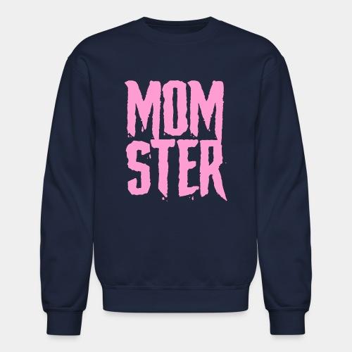 mother mom monster - Crewneck Sweatshirt