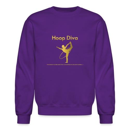 Hoop Diva 2 - Crewneck Sweatshirt