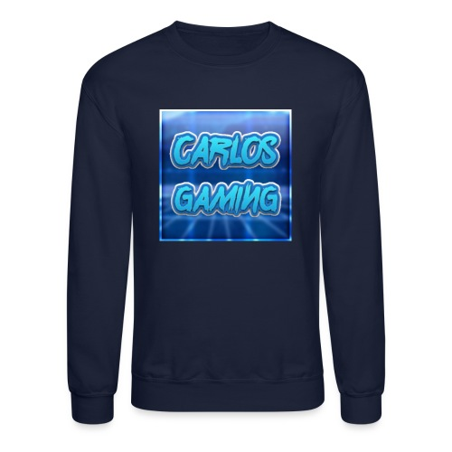 Carlos Gaming merchandise - Crewneck Sweatshirt