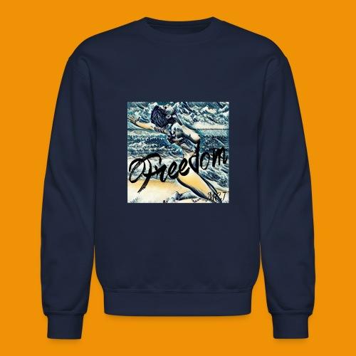 Freedom - Unisex Crewneck Sweatshirt