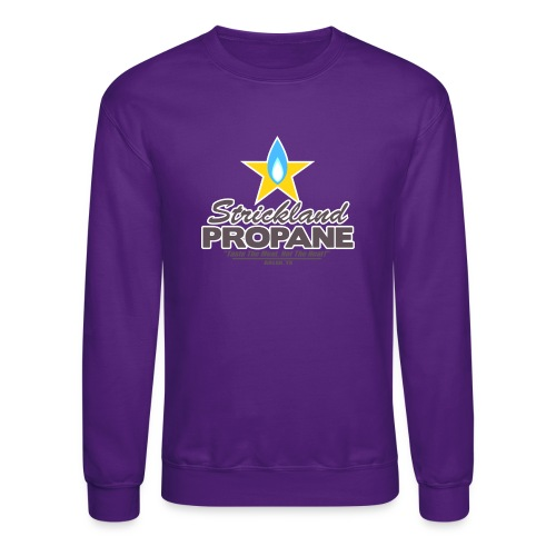 Strickland Propane Mens American Apparel Tee - Crewneck Sweatshirt