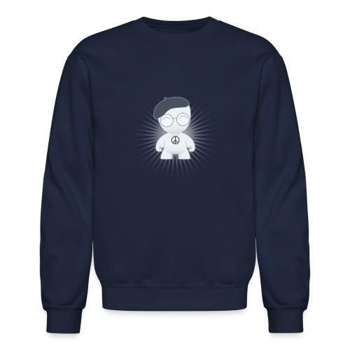 the Intellectual Hippie Men's - Crewneck Sweatshirt